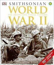 New World War II: the Definitive Visual History Hardcover Book
