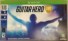 Guitar Hero Live Bundle - Xbox One -Free Shipping (4237-BR88)