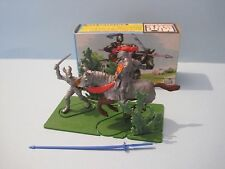 Britains plastic toy soldiers: CAVALIERI IN COMBATTIMENTO Mini Set #1081