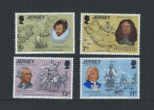 Jersey CI Channel Islands MNH 1976 American Bicentenary Independence