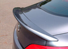 Trunk Lip Rear Wing Spoiler Painted Space Black For 08 11 Hyundai Genesis Coupe