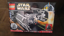 2009 Lego 8017 STAR WARS Darth Vader's TIE Fighter EXCLUSIVE ANNIVERSARY EDITION