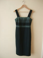 Fabulous designer dress from Tocca US size 6 Uk 10 green