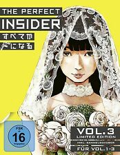 THE PERFECT INSIDER VOL.3 BD+SAMMELSCHUBER   BLU-RAY NEU