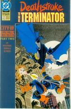 Deathstroke the Terminator # 7 (estados unidos, 1992)