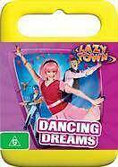 LazyTown: Dancing Dreams * NEW DVD * children dance