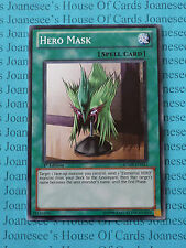 Hero Mask RYMP-EN030 Common Yu-Gi-Oh Card 1st Edition New