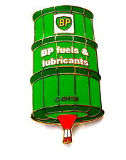 "BALLON ""SPECIAL SHAPE"" Pin / Pins - BP OIL DRUM / G-BHTM [3604]"