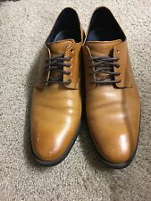 Cole Haan Men's Tan Leather Sport Oxford Size 8.5 M Flawless Condition Msrp $300