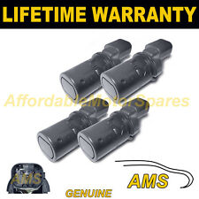 4X FOR BMW 3 5 7 SERIES X5 E36 E38 E39 E53 PDC PARKING SENSOR 3 PIN 4PS0302S