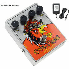 Electro Harmonix EHX Cock Fight Cocked Talking Wah & Fuzz Guitar Pedal