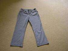 Karen Millen Black & White 3/4 Trousers