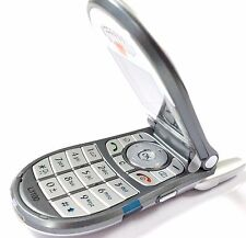 LG L1100 Unlocked Gsm Triband Flip Phone With Vga Camera Large And Smooth Keys