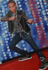 JADEN SMITH - A3 Poster (ca. 42 x 28 cm) - Clippings Fan Sammlung NEU