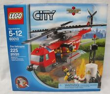LEGO City 60010 Fire Helicopter - Brand New Sealed, Retired