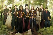 ONCE UPON A TIME - CAST POSTER - 22x34 TV SHOW 14113