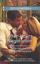 After-Hours Negotiation: Can't Get EnoughAn Offer She Can't Refuse (Harlequin Of