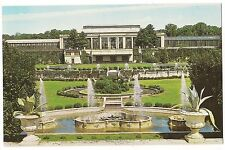 Longwood Gardens Kennett Square PA Main Conservatory Fountain Vintage Postcard