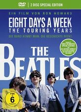 THE BEATLES / EIGHT DAY A WEEK - THE TOURING YEARS * NEW 2DVD'S 2016 * NEU *