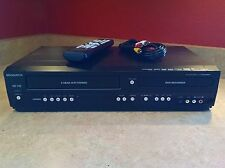 Magnavox ZV427MG9 DVD Recorder/VCR Combo, with Remote, HDMI 1080p Up-Conversion