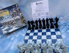 Harry Potter Wizard Chess Board Set Based On Philosophers Stone