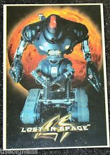 LOST IN SPACE Postcard ROBOT