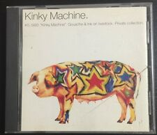 Kinky Machine #5 Gouache & Ink On Livestock. Private Collection CD
