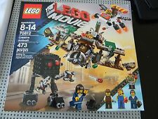 Lego The Movie- 70812 Creative Ambush -  4 Minifigures - New in Box !! Retired !