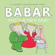 Babar and the New Baby-ExLibrary