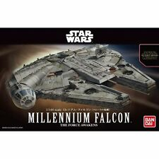 BANDAI 1/144 MILLENNIUM FALCON The Force Awakens Plastic Model Kit STAR WARS