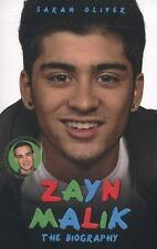 Zayn Malik / Liam Payne - the Biography, Sarah Oliver, New condition, Book