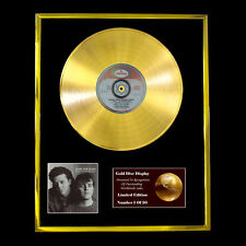 TEARS FOR FEARS SONGS FROM THE BIG CHAIR CD  GOLD DISC VINYL LP FREE SHIP TO UK