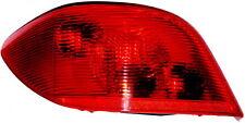 Peugeot 307 Heckleuchte links Rücklicht Fahrerseite Rückleuchte Bremslicht TOP