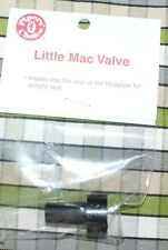 Little Mac Valve  for Blowpipe Highland Bagpipe Pipes