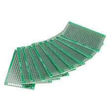 10pcs 4x6cm Double Side Prototype PCB Universal Printed Circuit Board