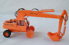 1/50 Excavator Broyt X30 wheels Cab 2 - High Quality Resin KIT by Fankit Models