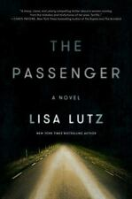 The Passenger by Lisa Lutz-2016 Thriller-hardcover/dust jacket