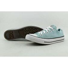 Converse Chuck Taylor All Star Perforated Ox Women US 6 Blue Pre Owned  1198