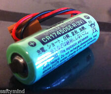Brand New Sanyo CR17450SE-R FANUC A98L-0031-0012 3V Battery A02B-0200-K102