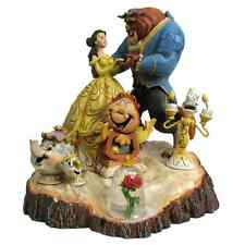 FIGURE DISNEY TRADITIONS BEAUTY AND THE BEAST 20 CM BELLE STATUA STATUE RESIN 1