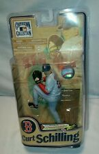 ☆ NEW MCFARLANE CURT SCHILLING COOPERSTOWN COLLECTION  BOSTON RED SOX #38  F/S