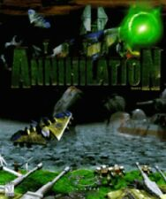Total Annihilation with Battle Tactics Expansion   Brand New 3 CD Set   PC Game