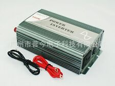 DC to AC Car Power Inverter 500W/1000W Pure Sine Wave Inverter 12/24V to 240V