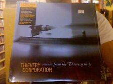Thievery Corporation Sounds from the Thievery Hi-Fi 2xLP sealed vinyl RE reissue