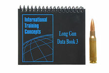 ITCMarksmanship Data Book 3 Sniper, Military, Long-range rifle