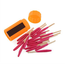 Emergency Kit Gear Wind Windproof Waterproof Portable Matches Fit Camping Hiking