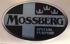 MOSSBERG FIREARMS Special Purpose decal sticker CLASSIC LOGO USA United States
