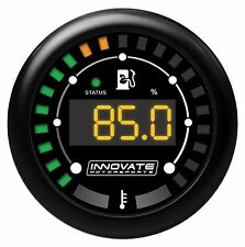 Innovate 3912 MTX-D Ethanol Content % & Fuel Temp Gauge Kit Sensor NOT Included