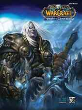 """WORLD OF WARCRAFT-WRATH OF THE LICH KING"" EASY PIANO/SOLO SHEET MUSIC NEW SALE!"