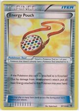 Pokemon TCG XY FATES COLLIDE : ENERGY POUCH 97/124 X 4 UNCOMMON
